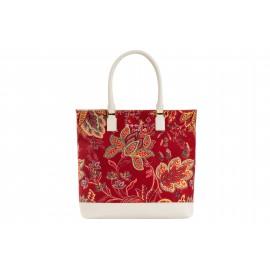 Shopping Bag Varenna Rosso Ciliegio